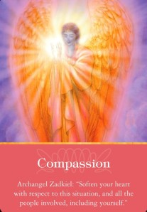 Archangel Zadkiel - Compassion