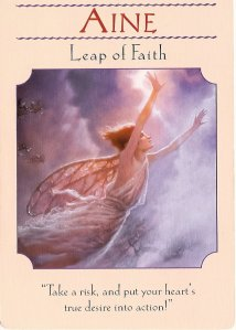 Aine - Leap of Faith