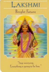 Lakshmi, Bright Future