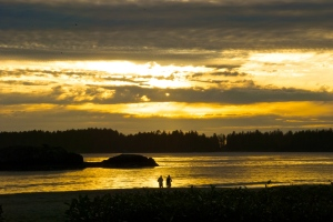 Sunset Tofino Sept 09