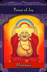I Present The Power of Joy, One Laughing Buddha At A Time