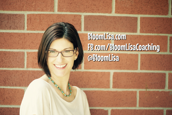 bloomlisa.com, logo, bloom lisa coaching, Lisa van Reeuwyk, organize, entrepreneur, mompreneur, success